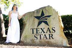 Bride by Texas Star sign